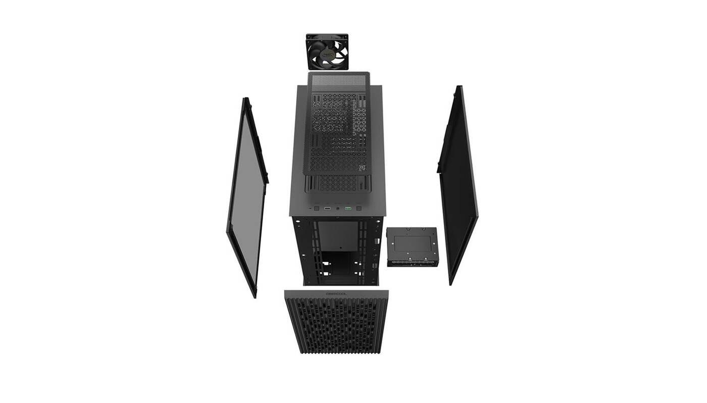 Obudowy MATREXX 40 Micro-ATX, DeepCool MATREXX 40 Micro-ATX, MATREXX 40 Micro-ATX
