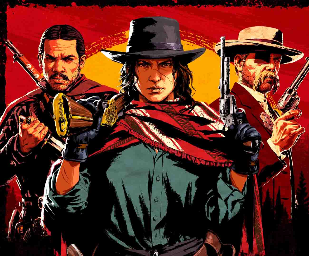 Od dziś Red Dead Online jest samodzielną produkcją i Rockstar już wkurzył graczy