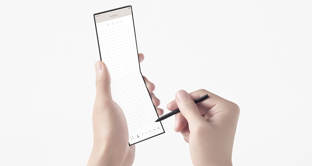 oppo składany smartfon slide-phone