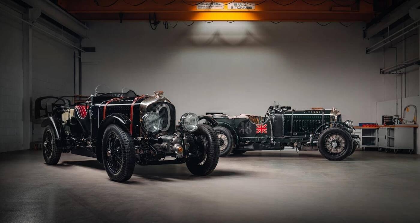 Pierwszy Bentley Blower 1929 ukończony, Pierwszy Bentley Blower, Bentley Blower 1929 ukończony,