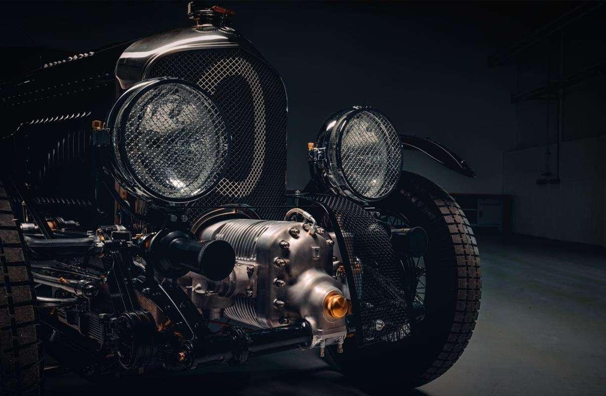 Pierwszy Bentley Blower 1929 już ukończony