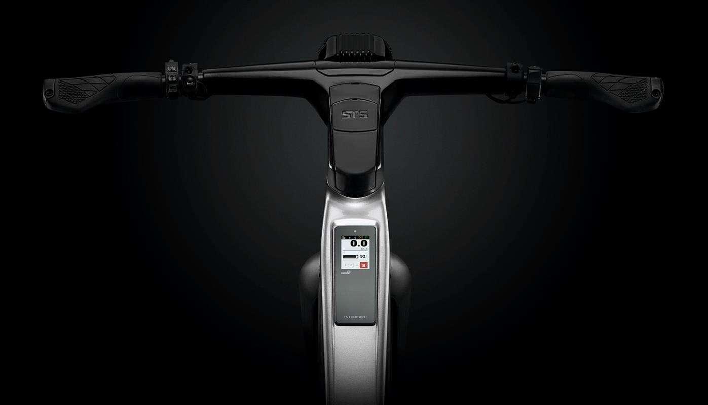 Pierwszy elektryczny rower ze zintegrowanym ABS
