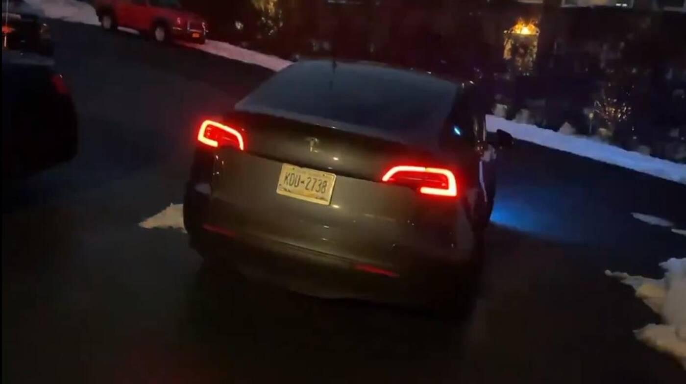 Pierwsza Tesla Model Y na służbie detektywistycznej