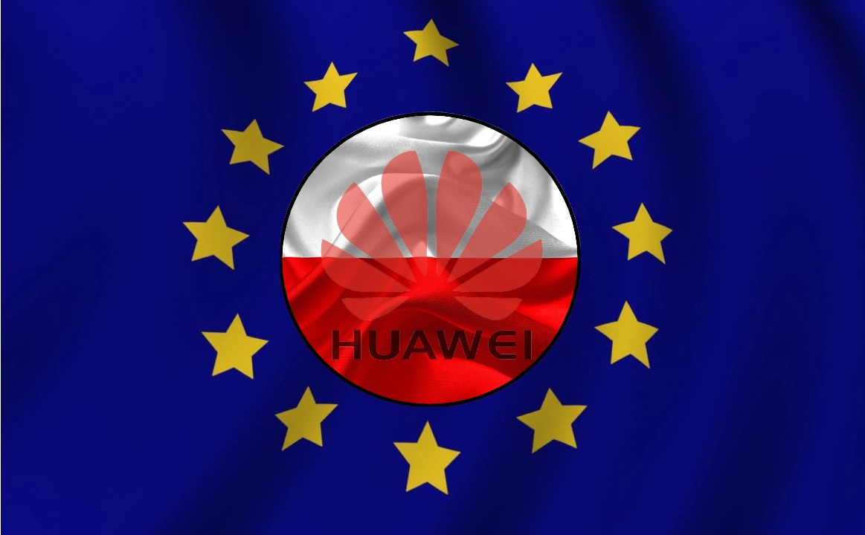 polska Huawei Unia Europejska