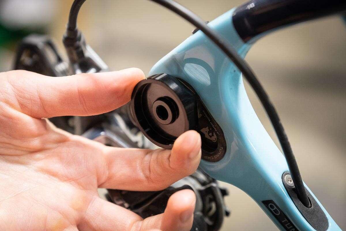 Prawdziwie użyteczny kapsel steru rowerowego od Otso