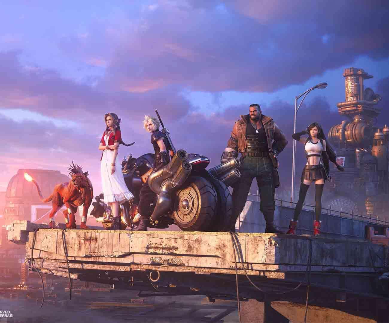 Premiera Final Fantasy 7 Remake Part 2 coraz bliżej
