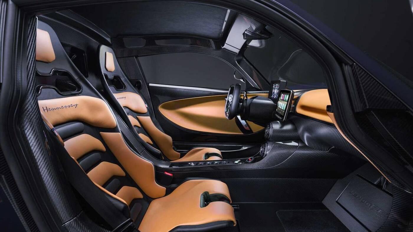 Premiera Hennessey Venom F5 z aspiracjami na najszybszy samochód w historii