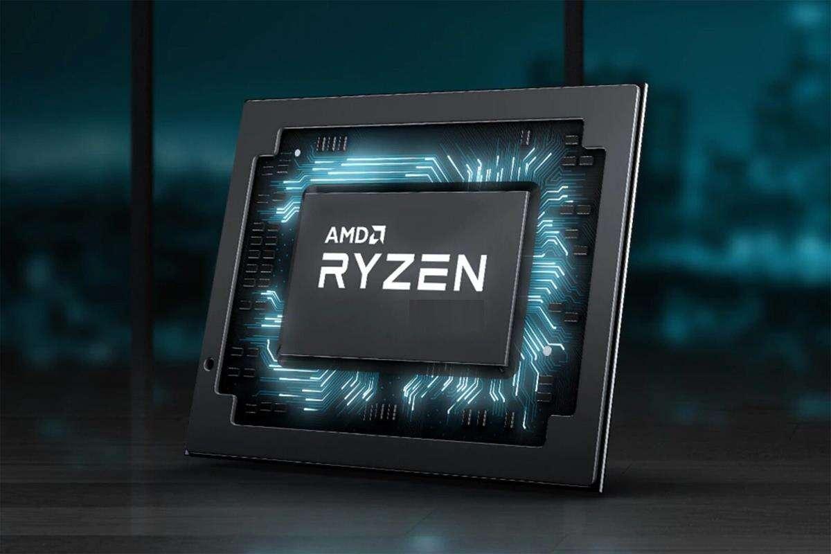 Procesor AMD Ryzen 7 5800H  przetestowany