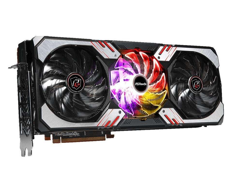 Radeon RX 6900 XT Phantom Gaming D OC nową kartą ASRocka