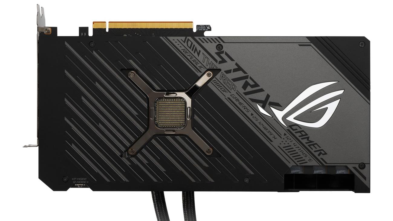 asus Radeon RX 6900 XT ROG Strix LC, premiera Radeon RX 6900 XT ROG Strix LC