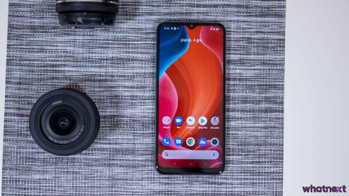 Są tanie smartfony i jest realme 7i. Co go wyróżnia?