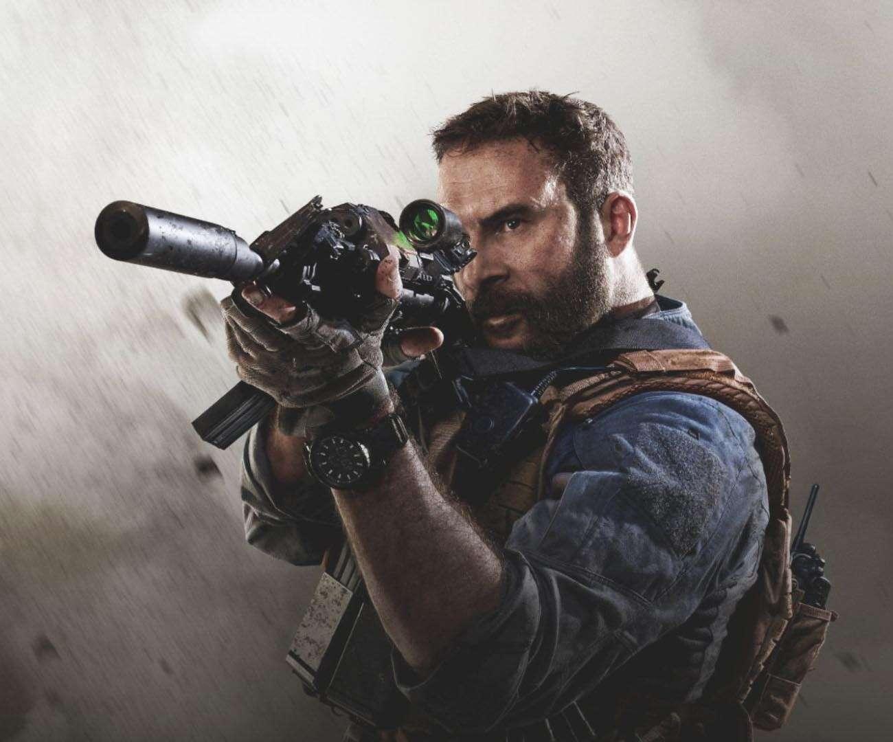 Remaster nowego Call of Duty Modern Warfare? Gra zauważona na PS5