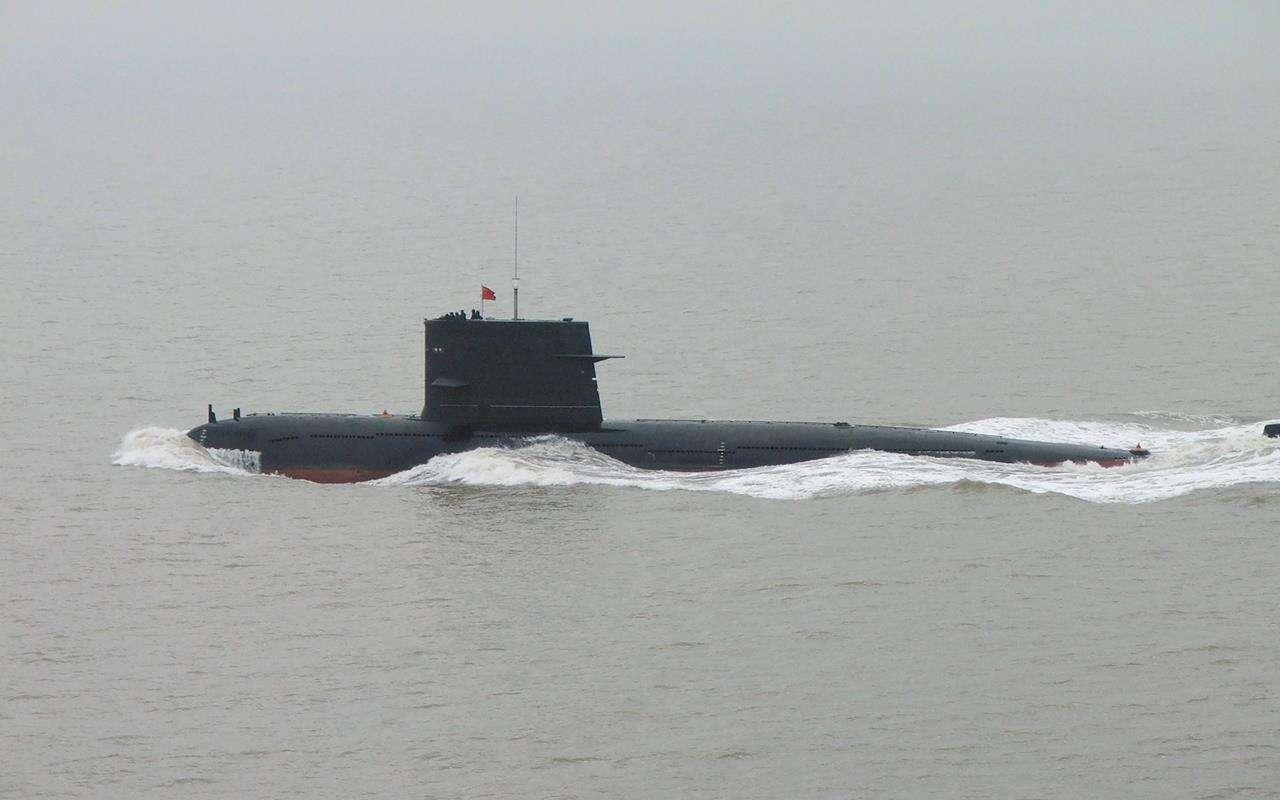 Rozwój okrętów podwodnych Chin zagraża pozycji USA
