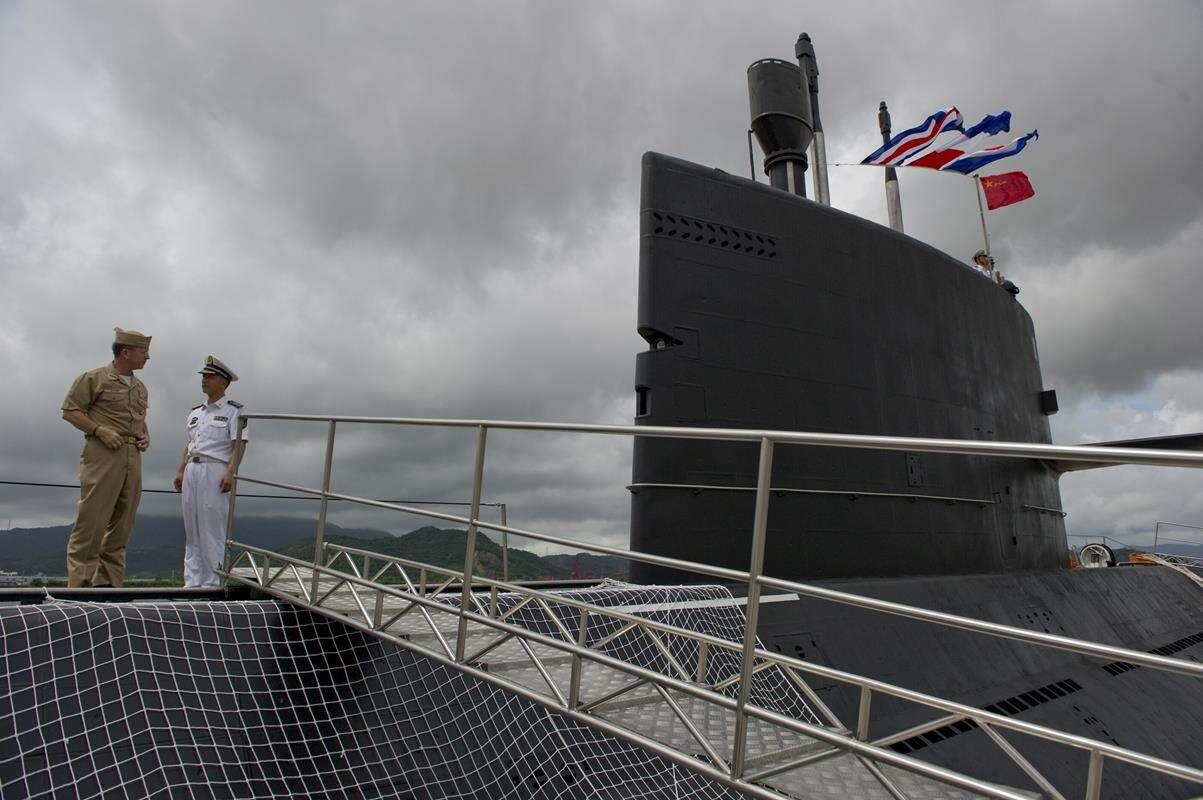 Rozwój okrętów podwodnych Chin, okręty podwodne Chin, Chiny okręty
