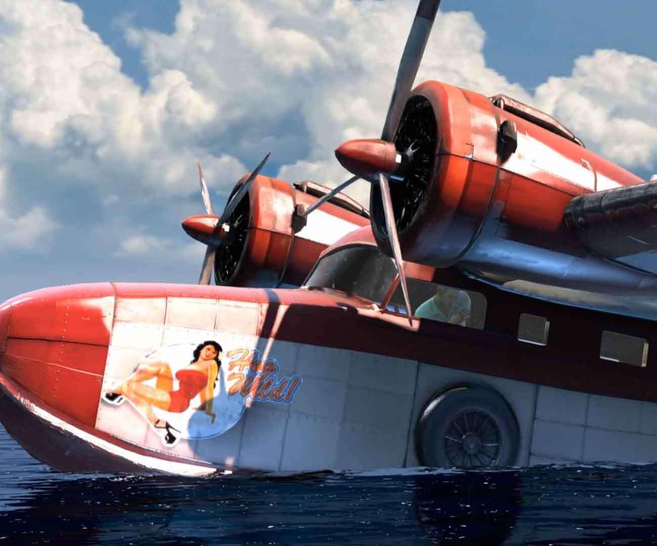 Samolot Sully'ego z Uncharted rozbił się w The Last of Us i nikt nie zauważył