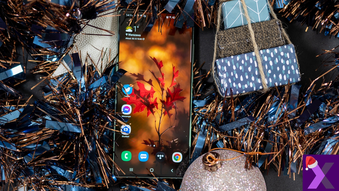 poradnik świąteczny 2020 smartfony samsung