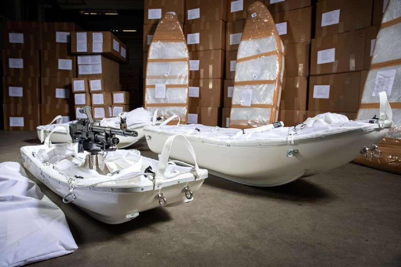 Karabin maszynowy na płozach? Nowe rozwiązanie holenderskiej armii