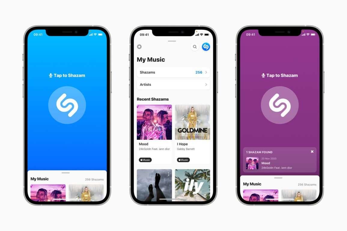 Ruszyły testy beta aplikacji Shazam w przeglądarce