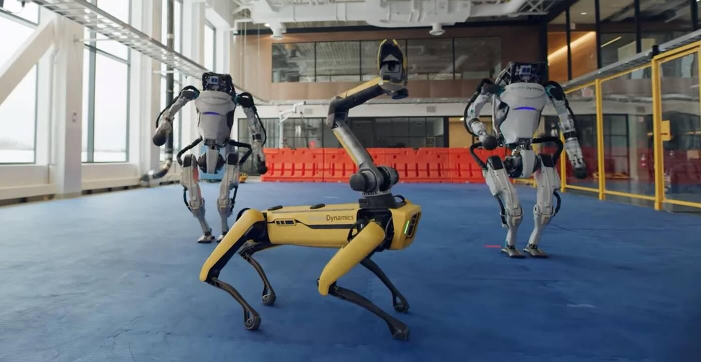 Spokojnie. To nie zwiastun zabójczych robotów na 2021 rok