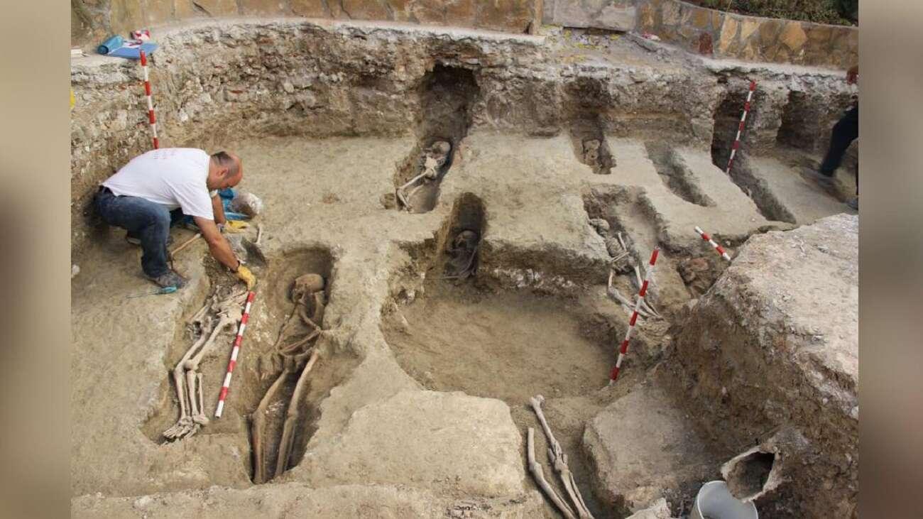 Średniowieczne groby zmieniły to, co wiemy o podboju Europy przez muzułmanów