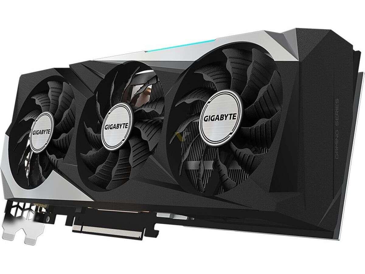 zdjęcie Gigabyte Radeon RX 6900 XT Gaming OC , wygląd Gigabyte Radeon RX 6900 XT Gaming OC