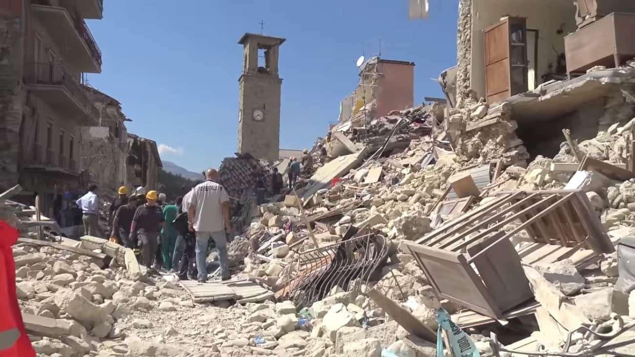 Co wywołuje najpotężniejsze trzęsienia ziemi?