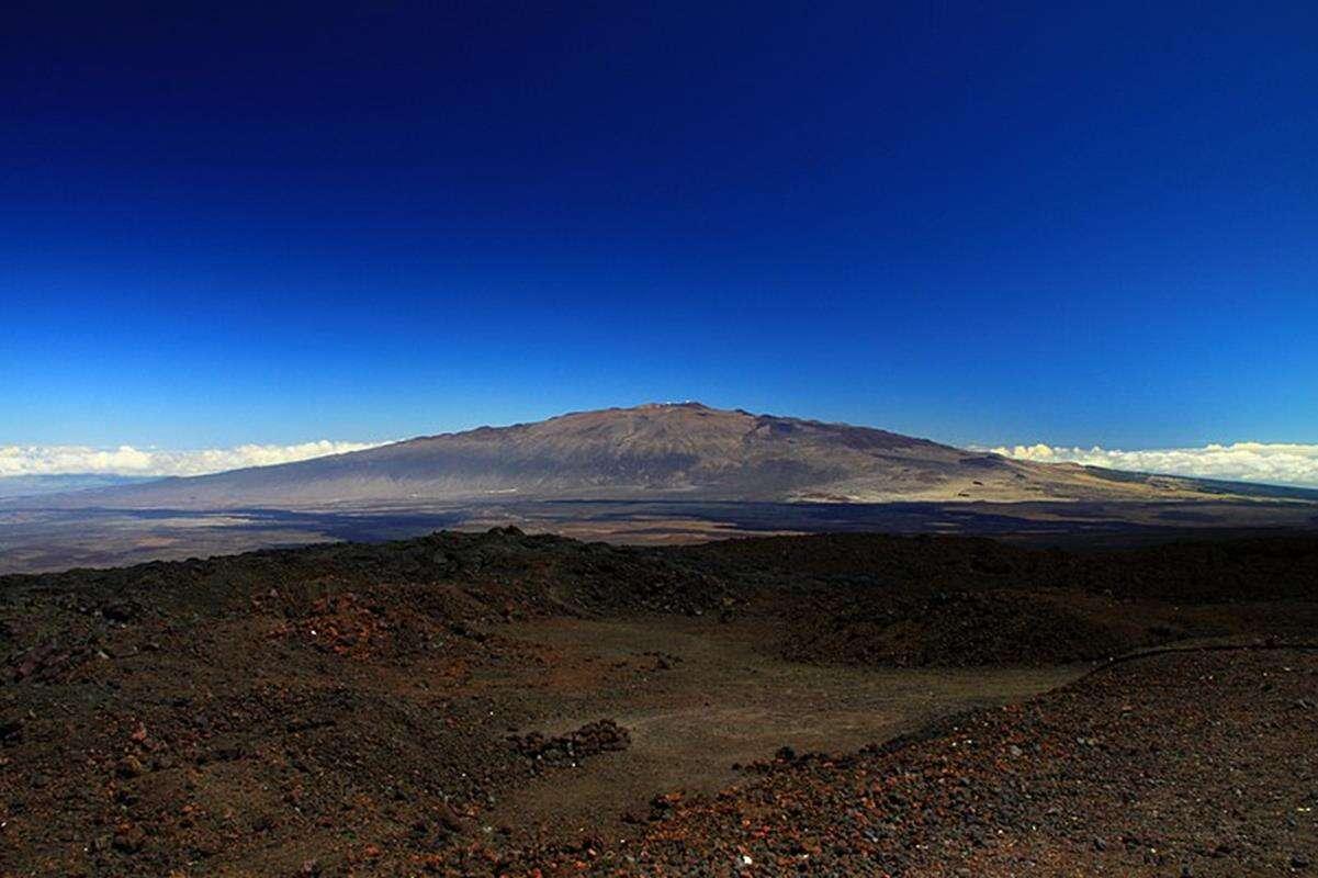 Dlaczego kiedyś zbombardowano wulkan na Hawajach?