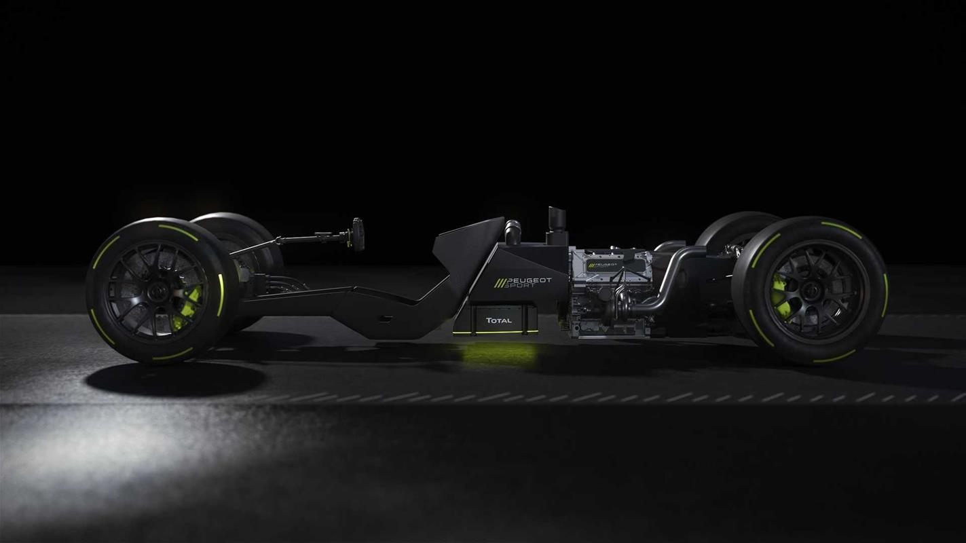 Smutne wieści o hipersamochodzie Peugeota na Le Mans