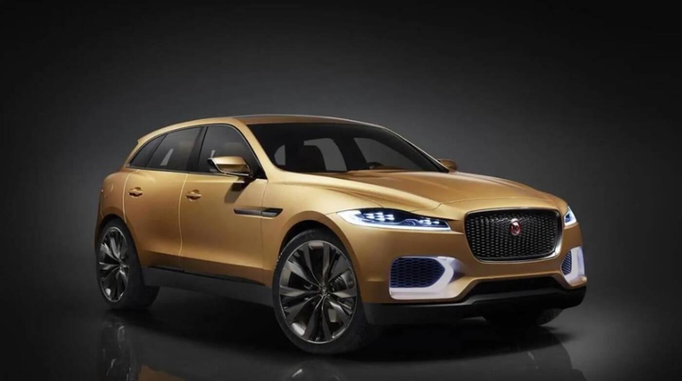 Elektryczny Jaguar J-Pace zawalczy z Modelem X Tesli?