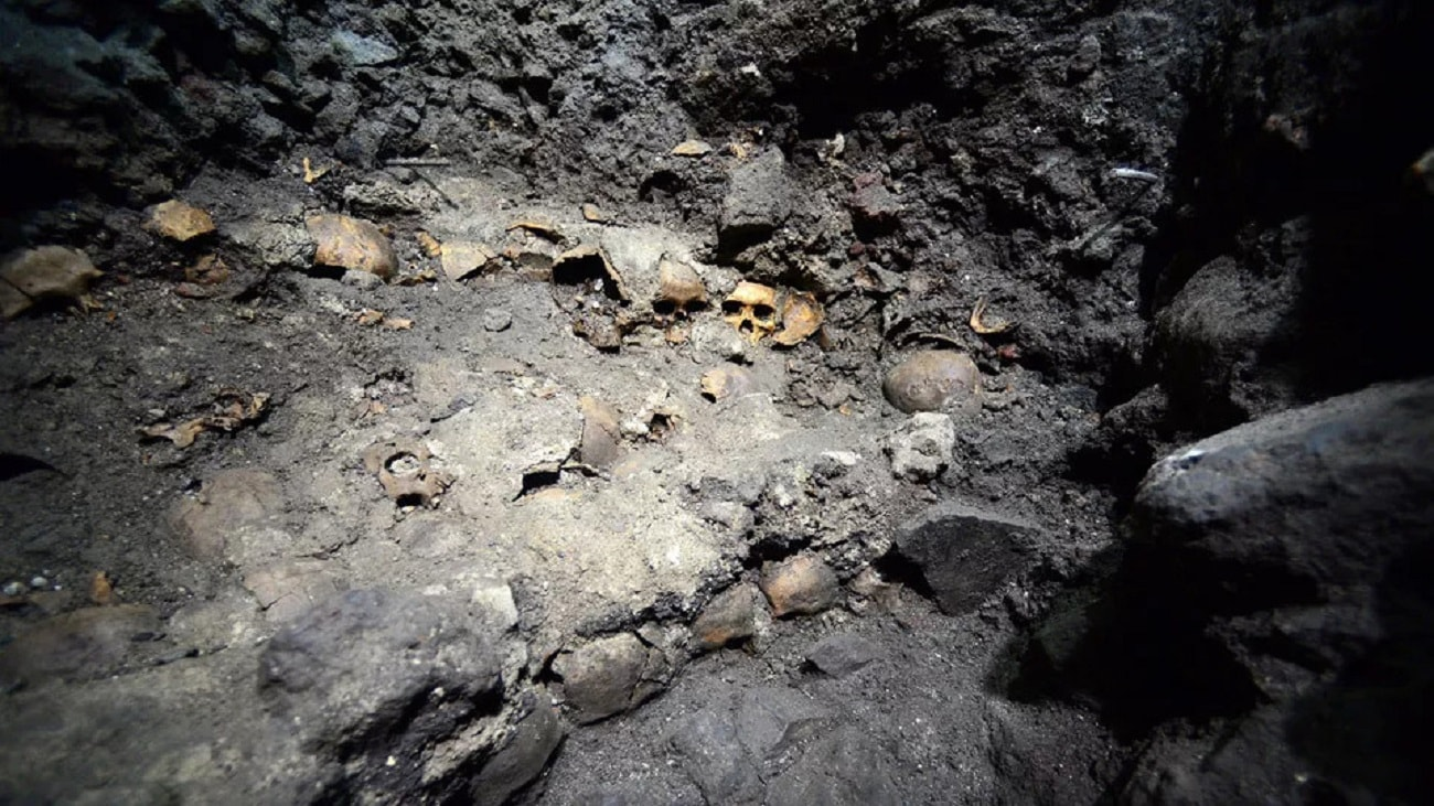 Wieża z czaszek. Nietypowe znalezisko na terenach Azteków