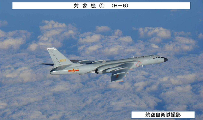 Chińskie i rosyjskie bombowce zaliczyły wspólny test