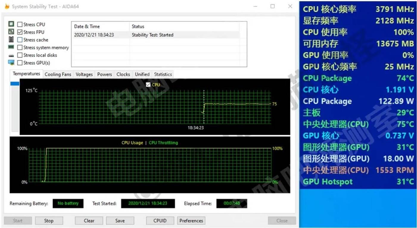Wyciekł test Intel Core i9-11900, czyli procesora nowej generacji