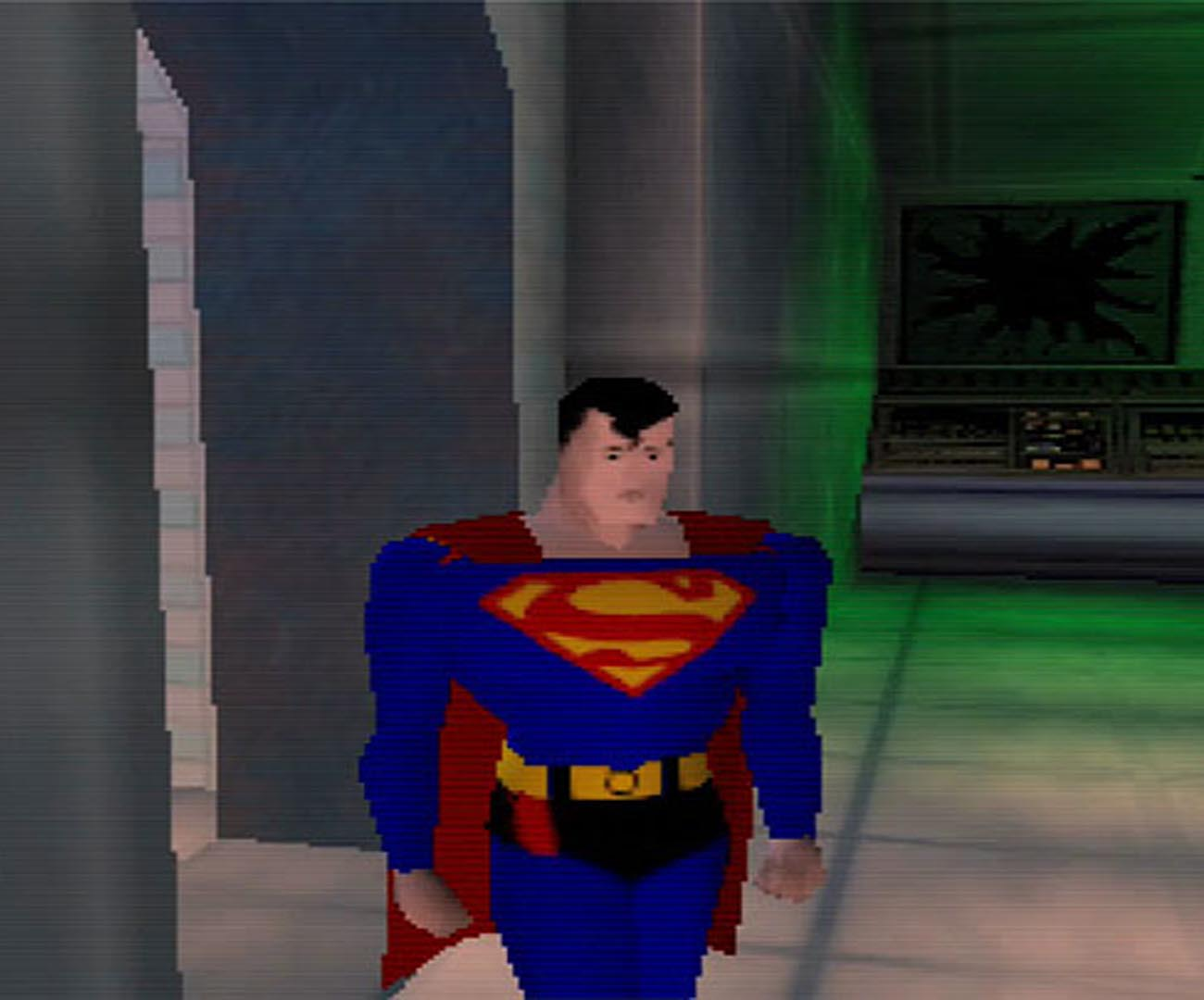 Zaginiony Superman na pierwsze PlayStation zaprezentowany!