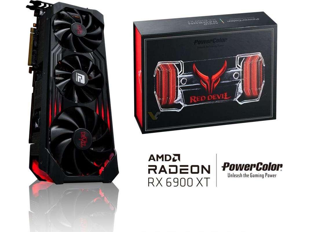 Zdjęcia Radeon RX 6900 XT Red Devil w limitowanej wersji