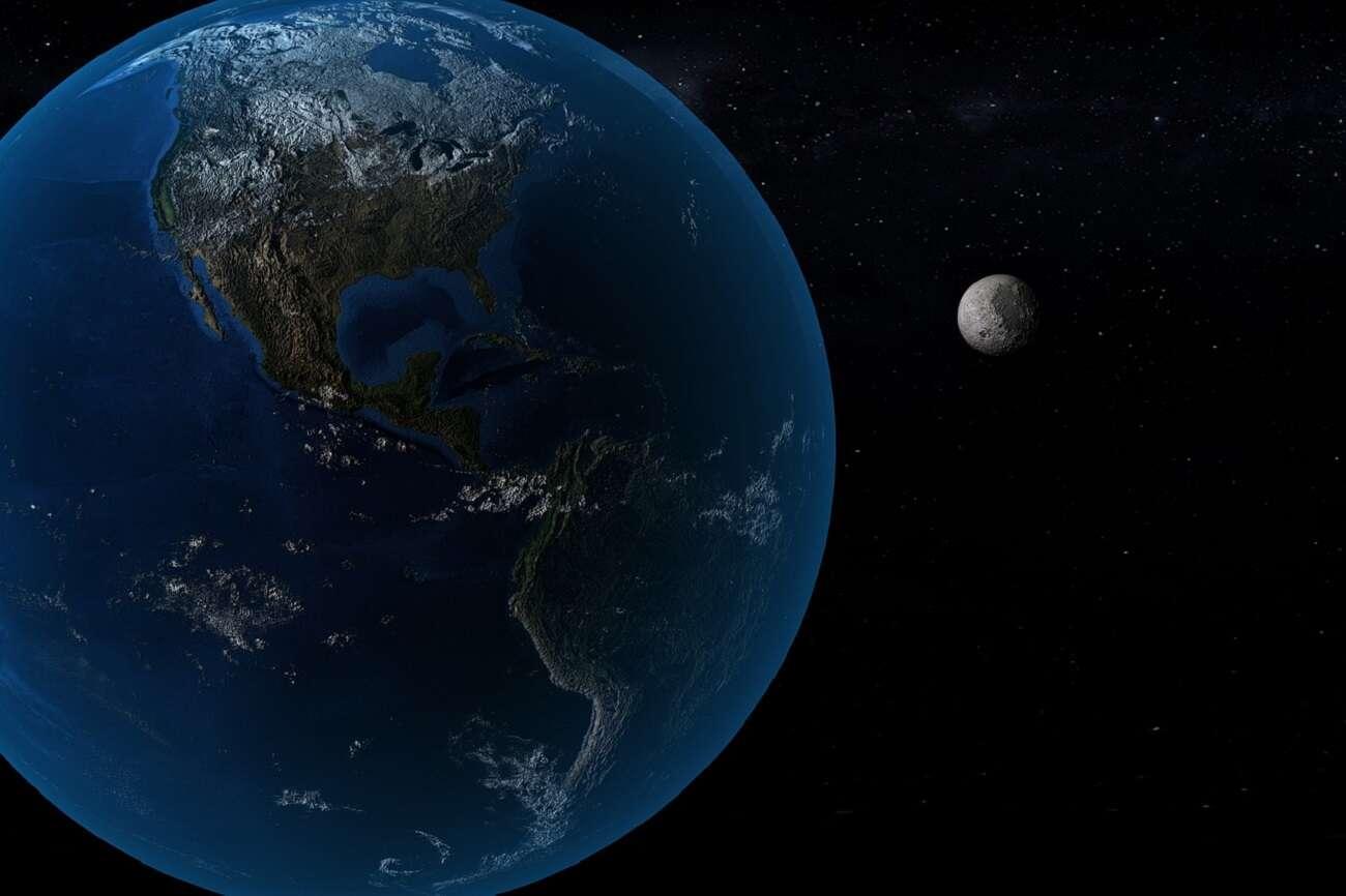To wideo pokazuje, jak długa jest historia Ziemi