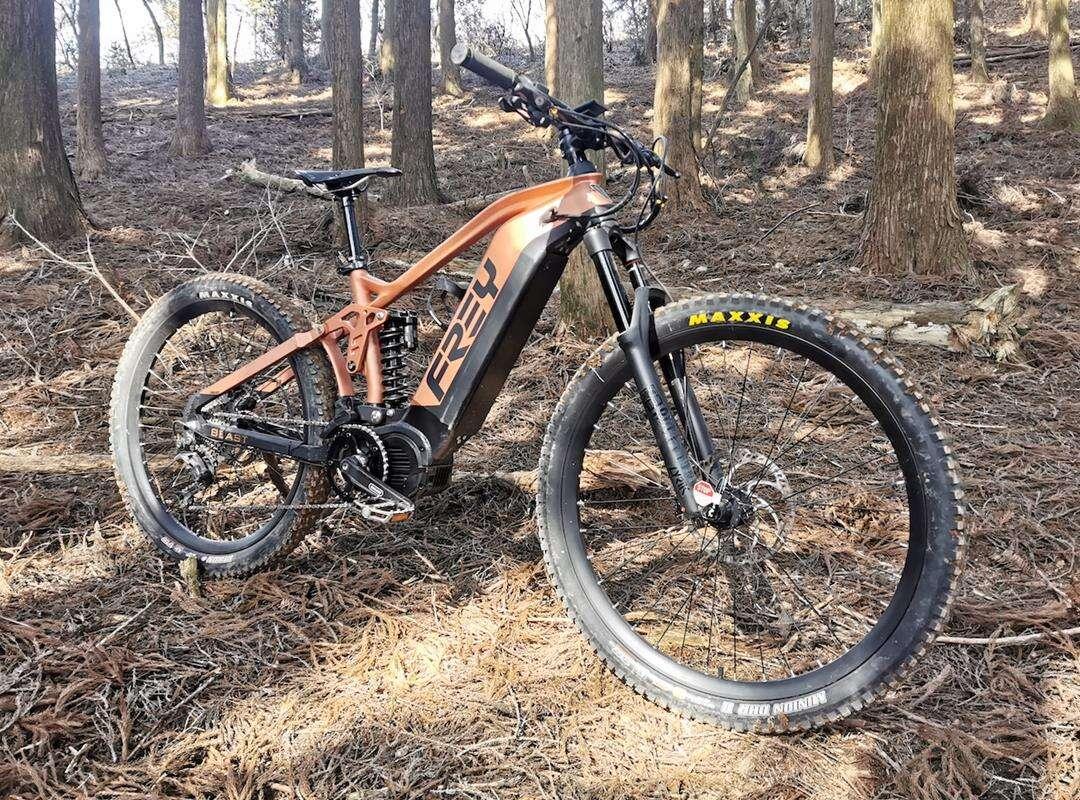 1800-watowy elektryczny rower FREY Beast, to bestia nie tylko z nazwy