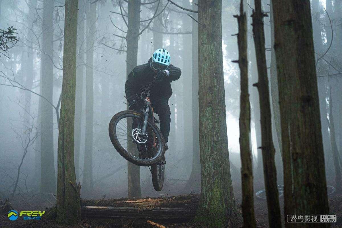 1800-watowy elektryczny rower FREY Beast, elektryczny rower FREY Beast, rower FREY Beast,