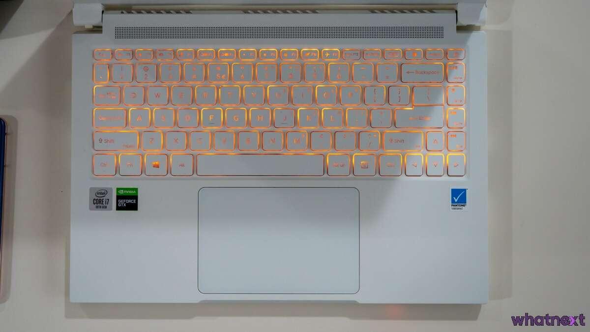 Acer ConceptD Ezel 3 test recenzja