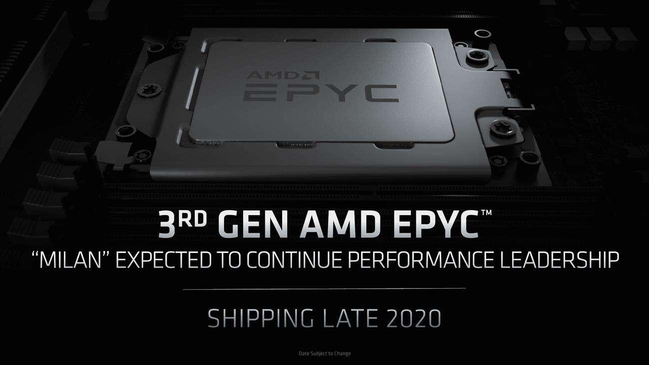 Jak wypadają w testach dwa procesory AMD EPYC 7513?