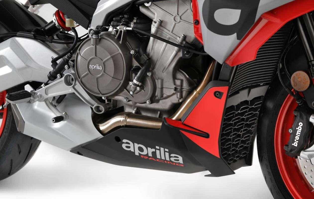 Aprilia ujawniła motocykl Tuono 660 2021