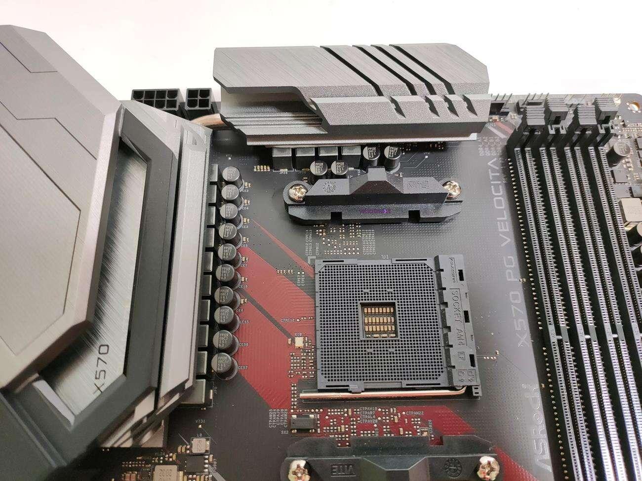 test ASRock X570 PG Velocita, recenzja ASRock X570 PG Velocita, opinia ASRock X570 PG Velocita