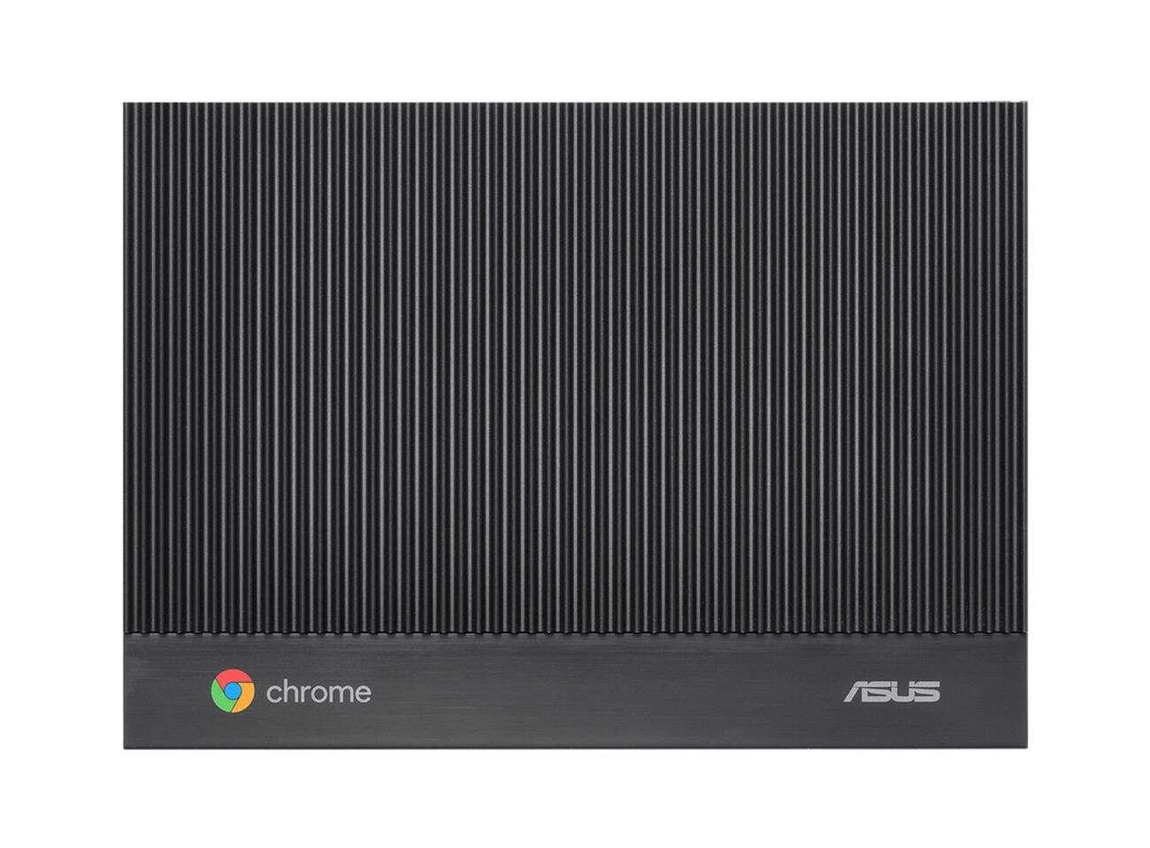 specyfikacja Asus Fanless Chromebox