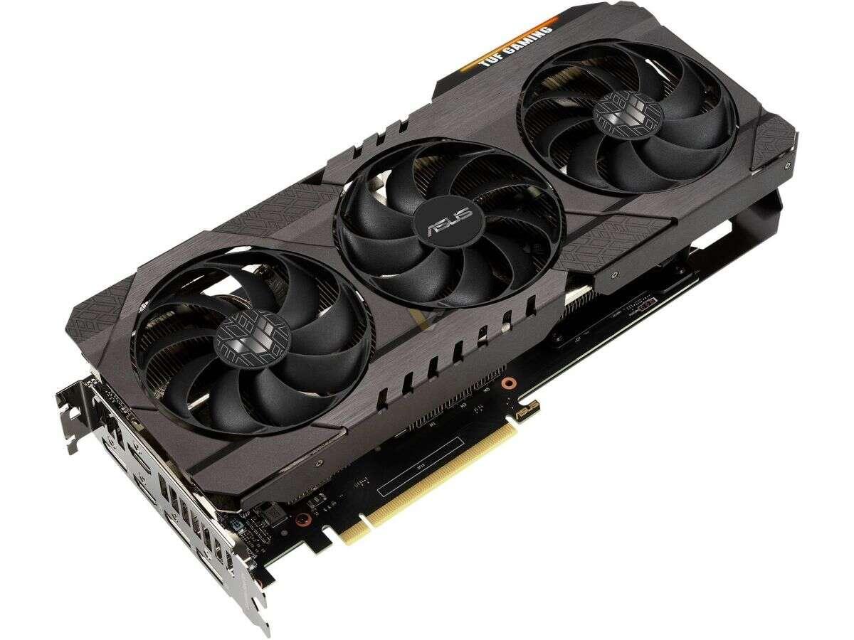 Mamy zdjęcie Asus GeForce RTX 3060 Ultra TUF OC