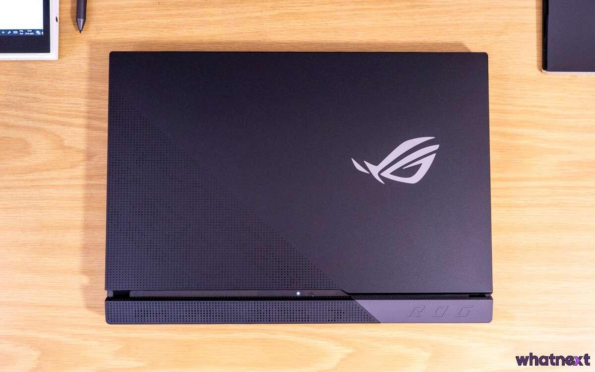 Test laptopa Asus ROG Strix SCAR 17 G733Q