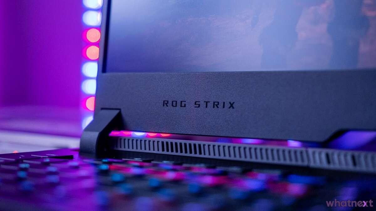 Asus ujawnia TGP kart RTX 3000 w swoich laptopach