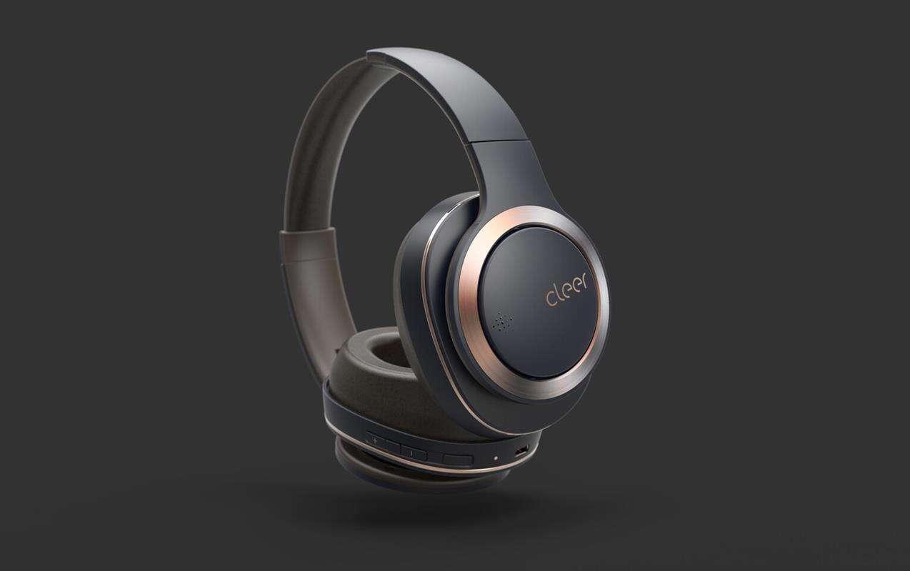 Bezprzewodowe słuchawki Cleer Audio Enduro ANC