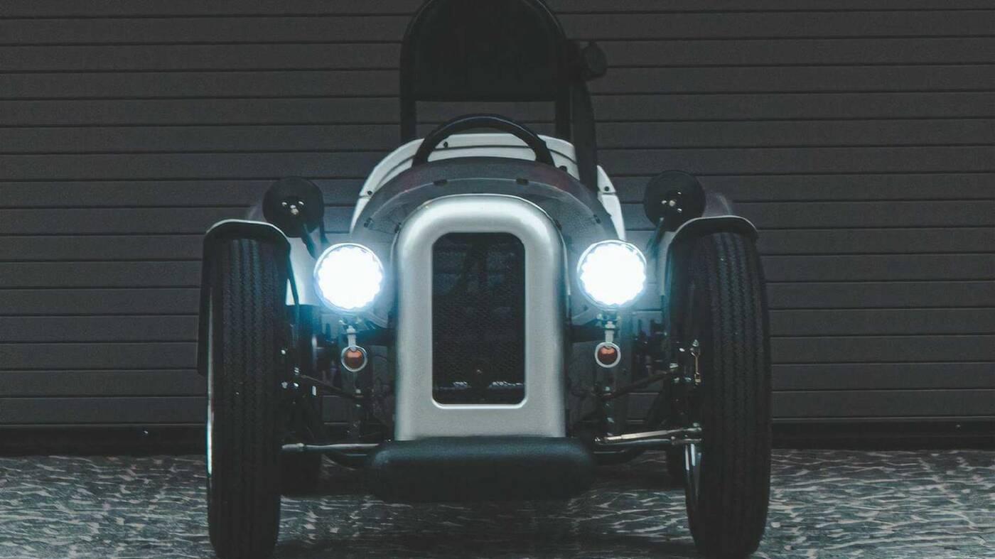 Blaze EV Classic, elektryczne zabytkowe samochody