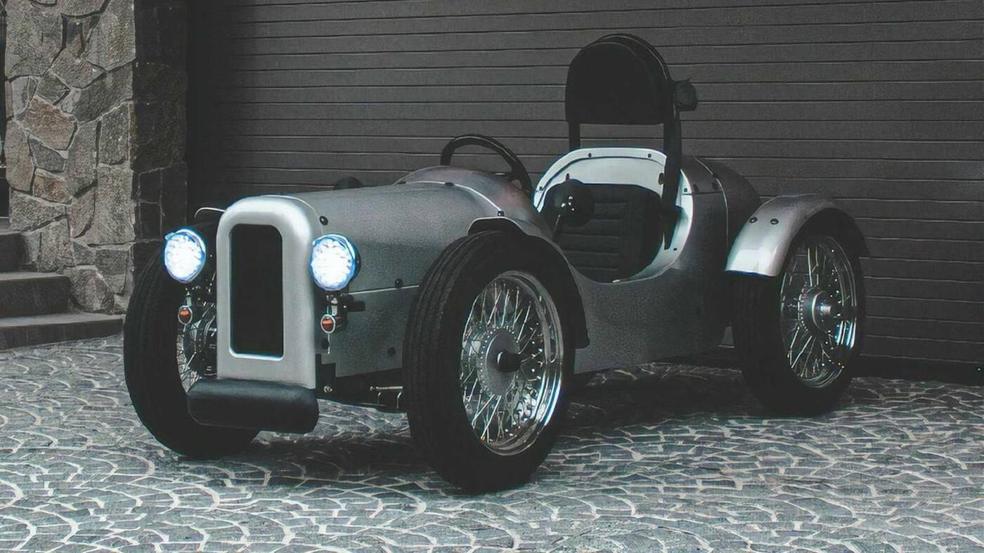 Blaze EV Classic, czyli elektryczne zabytkowe samochody
