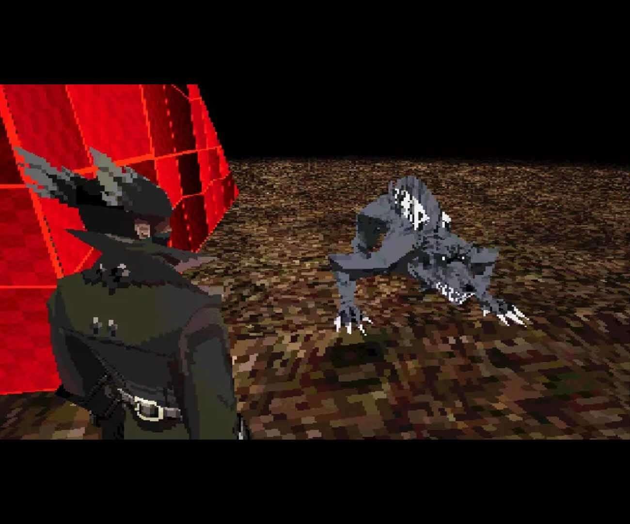 Bloodborne na PS1. Demake, w który aż chce się zagrać