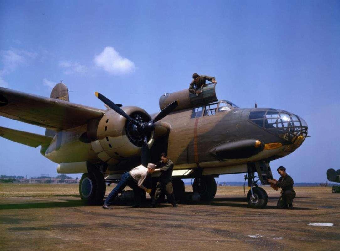Bomba z bombowca B-17, wojenna wtopa USA, Bomba z bombowca